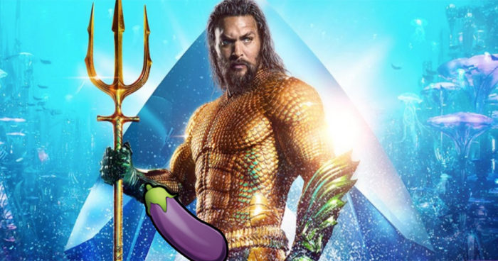 Aquaman est maintenant disponible en sex-toys