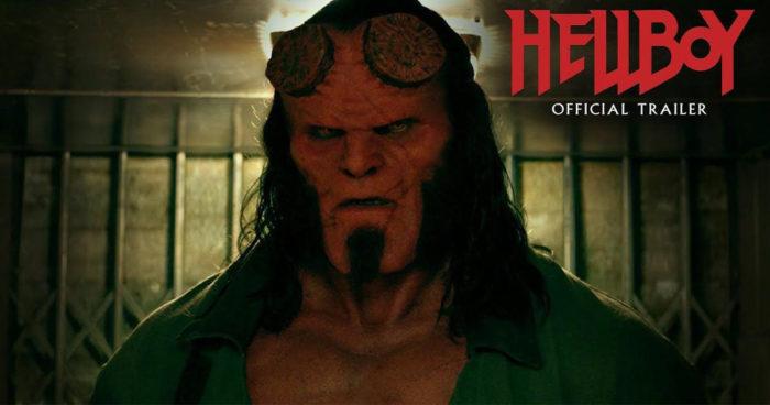 Une première bande-annonce pour le grand retour de Hellboy au cinéma