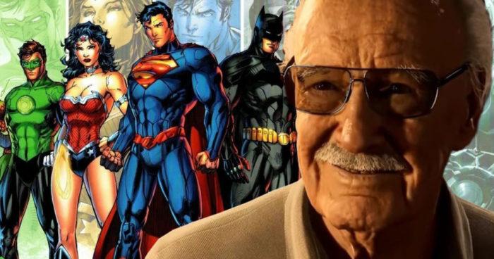 DC Entertainment a publié un hommage à Stan Lee dans son nouveau comic