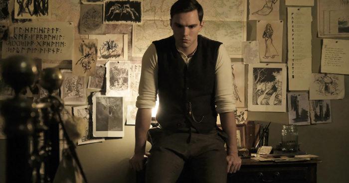 Tolkien: De premières images pour le film consacré à l'auteur du Seigneur des Anneaux