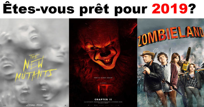 10 excellents films d'horreur qui vont sortir en 2019