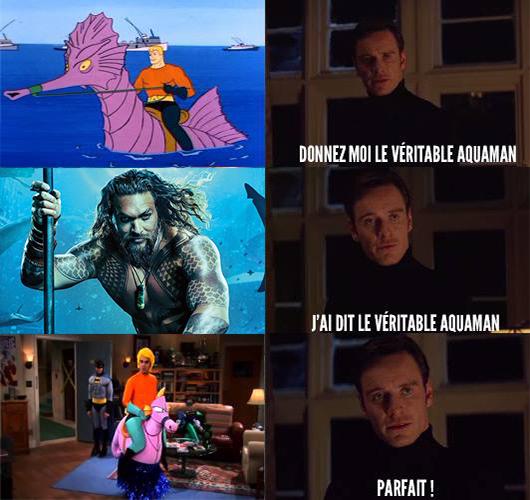 Le véritable Aquaman