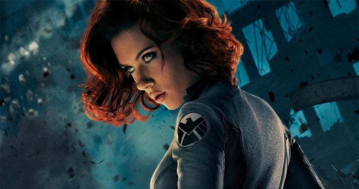 Black Widow serait le premier film classé R fait par le studio Marvel
