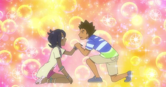 Après 20 ans, Brock de Pokémon s'est enfin trouvé une petite amie