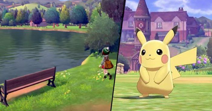 The Pokémon Company vient de dévoier les 32 premières images de Pokémon Sword and Shield