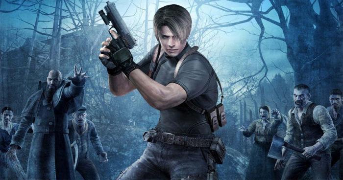 Resident Evil remaster 0, 1 et 4 arrive sur Nintendo Switch