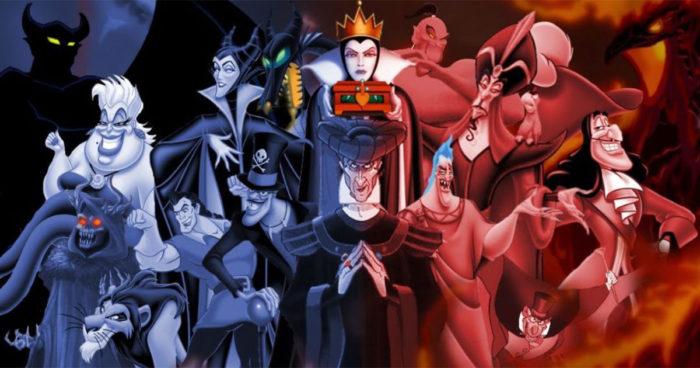 Une série basée sur les méchants de Disney serait en développement