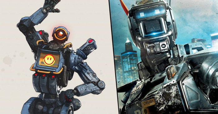 Neill Blomkamp et Respawn veulent intégrer le personnage de Chappie à Apex Legends