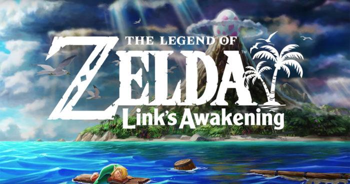 Nintendo vient d'annoncer un remake de Zelda: Link's Awakening sorti en 1993