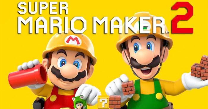 Super Mario Maker 2 vient d'être annoncé sur Nintendo Switch