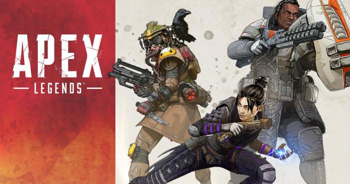 Apex Legends atteint les 25 millions de joueurs pour sa première semaine de lancement