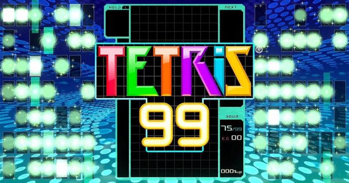 Un jeu Battle Royale Tetris vient d'être annoncé sur Nintendo Switch