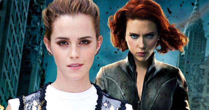 Black Widow: Emma Watson pourrait avoir un rôle très important dans le film