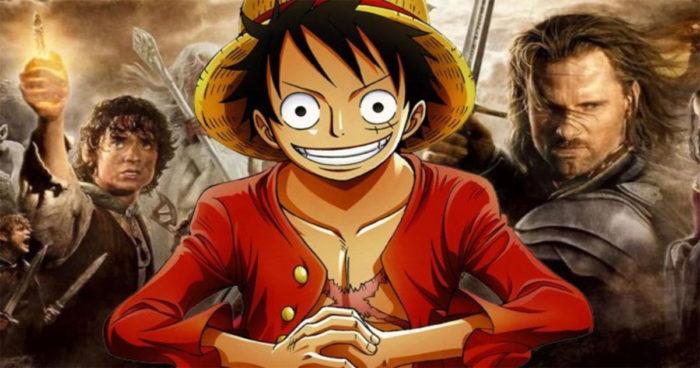 One Piece dépasse Le Seigneur des anneaux dans la liste des franchises les plus rentables