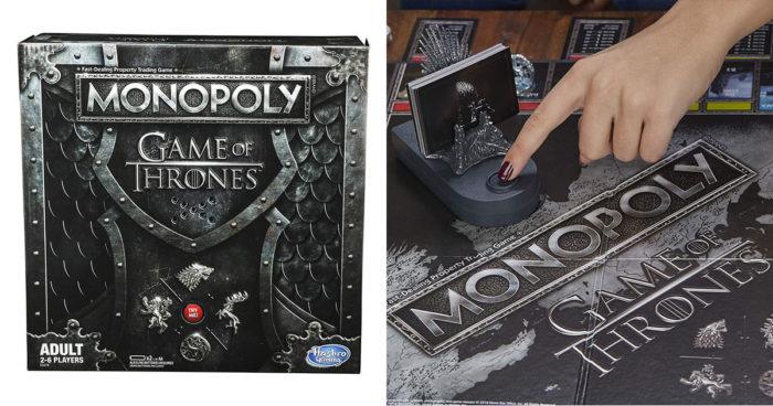 Game of Thrones: Un Monopoly collector en attendant la saison 8
