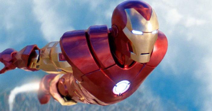 Un jeu Iron Man vient d'être annoncé sur PlayStation 4