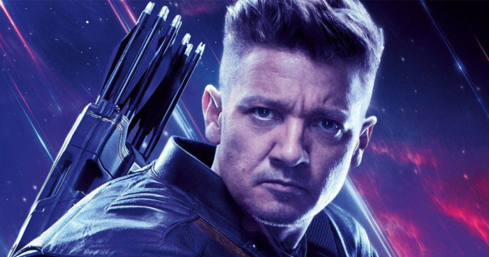 Marvel travaille présentement sur une série Hawkeye