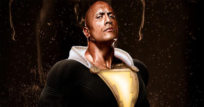 Black Adam: Le tournage du futur film DC avec Dwayne Johnson va bientôt commencer
