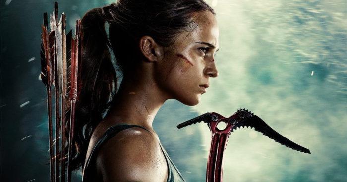 Un nouveau film Tomb Raider avec Alicia Vikander vient d'être confirmé