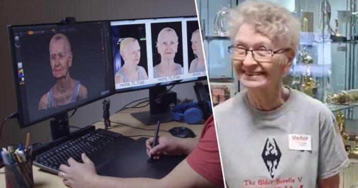 The Elder Scrolls VI: la «mamie Skyrim» sera dans le jeu en tant que PnJ