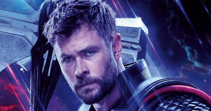 Chris Hemsworth serait de retour dans le rôle de Thor pour la phase 4 du MCU