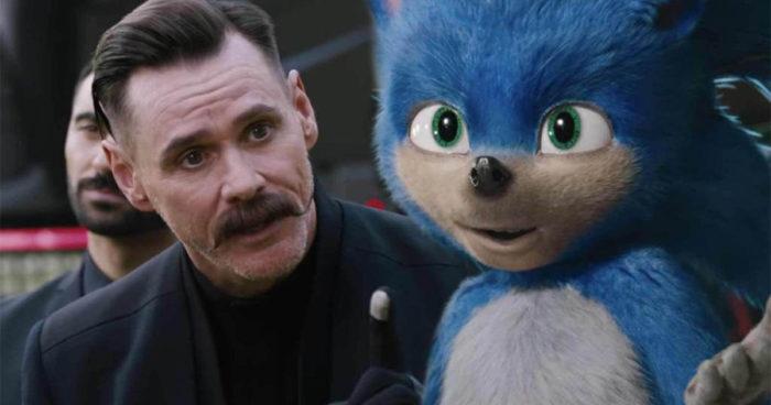 Le film Sonics repoussé afin d'améliorer l'apparence du personnage