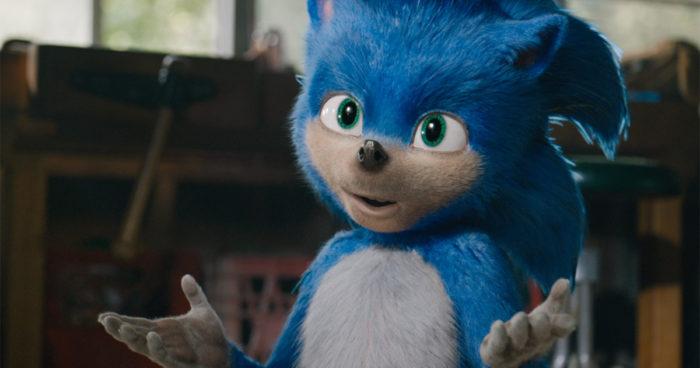 Sonic le film: Le hérisson va changer de look suite aux critiques des fans