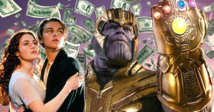 Avengers: Endgame dépasse Titanic et devient le 2ème film le plus rentable de l'histoire