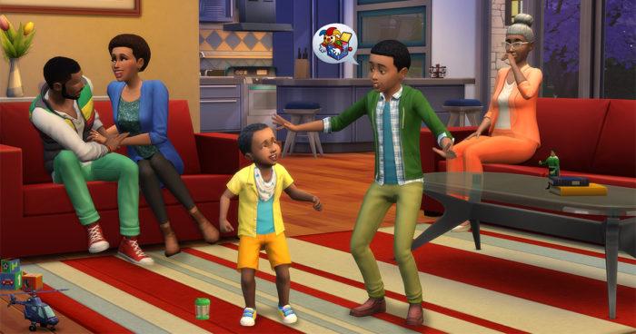 Sims 4 est présentement gratuit pendant une durée limitée