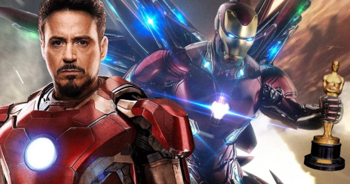 Robert Downey Jr en nomination aux oscars pour Avengers: Endgame?