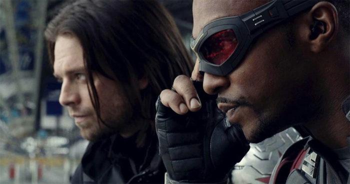Disney+ annonce une série-télé centrée sur les personnages de Bucky et Falcon