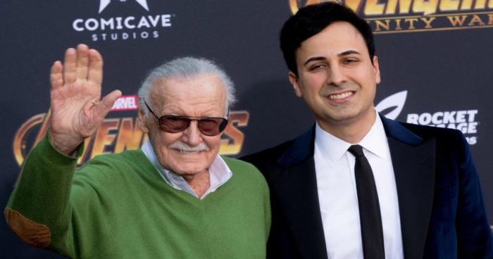 L'ancien manager de Stan Lee a été arrêté pour abus de confiance sur personne âgée