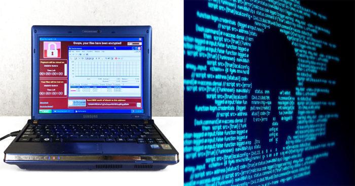 Un artiste a vendu un ordinateur 1 million de dollars aux enchères car il était infecté de virus