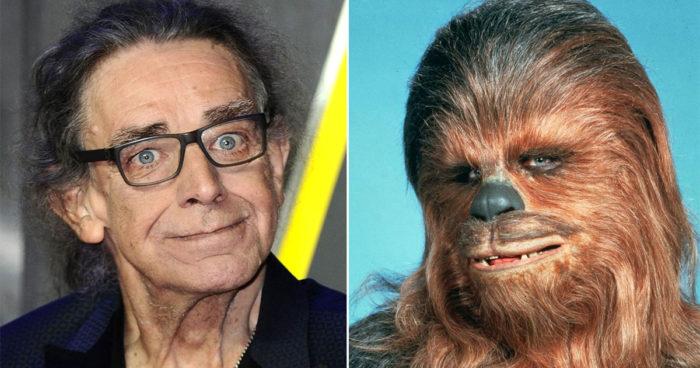 Peter Mayhew, l'acteur derrière le personnage de Chewbacca est mort
