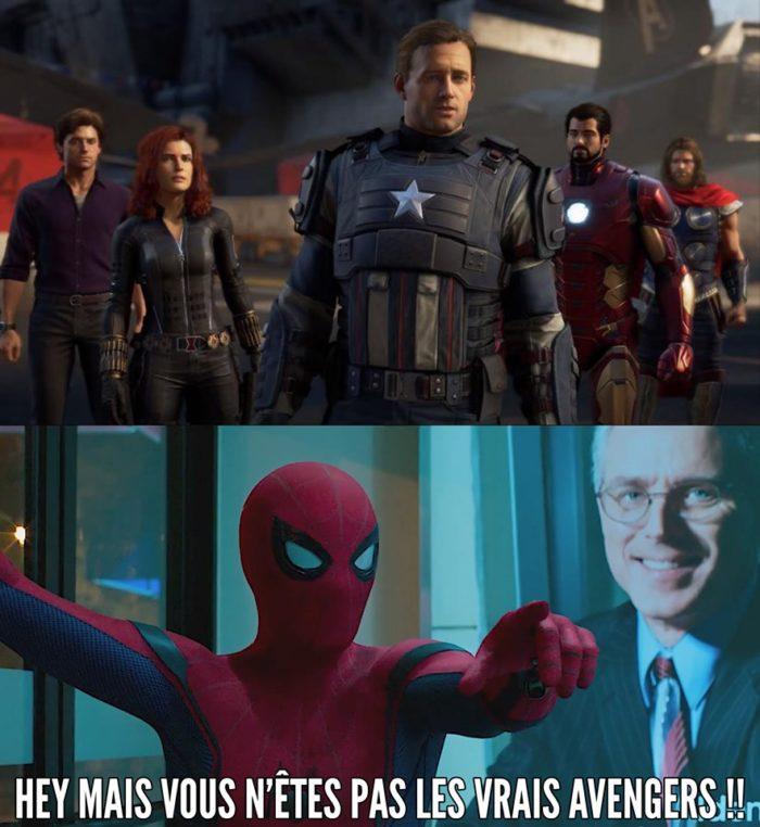 Les vrais Avengers