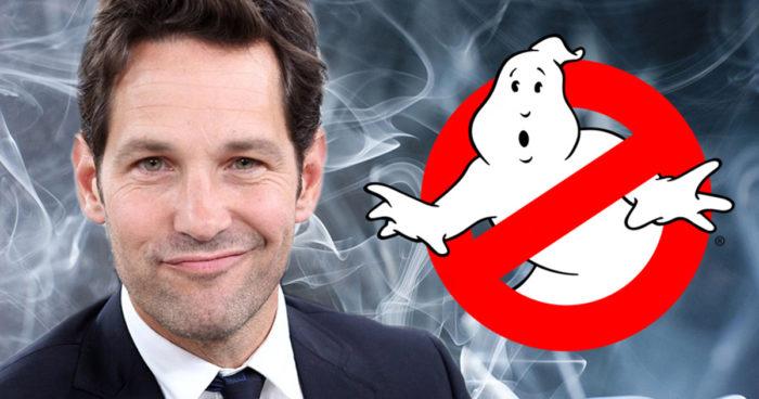 Paul Rudd rejoint le casting du nouveau film Ghostbusters