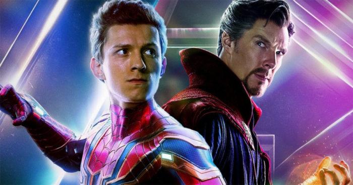 Tom Holland veut faire un film duo Spider-Man/Doctor Strange
