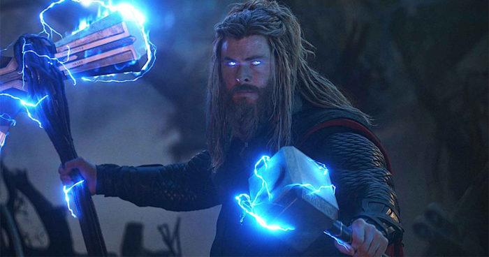Le Thor d'Avengers: Endgame a maintenant un nom officiel