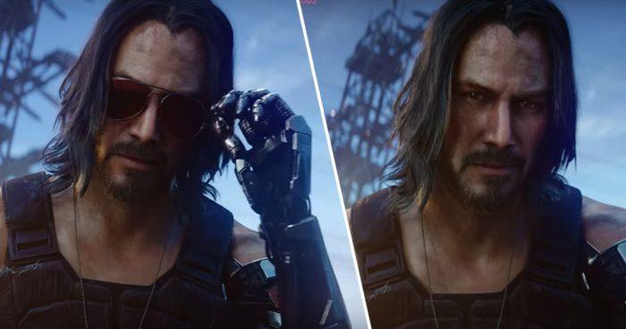 Cyberpunk 2077: Keanu Reeves sera le personnage non jouable avec le plus de dialogue du jeu