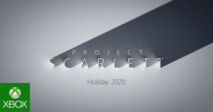 Microsoft annonce sa prochaine console avec le projet Scarlett