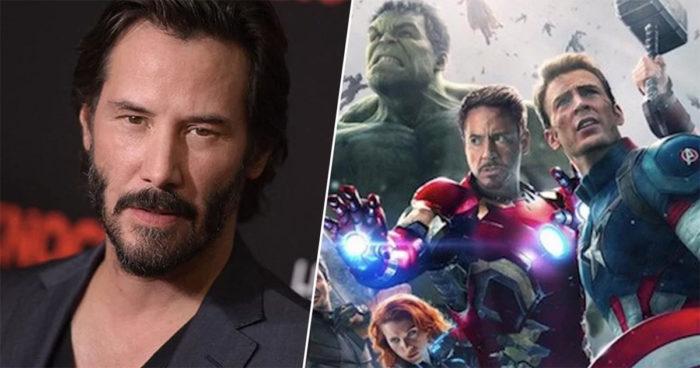 Marvel chercherait à intégrer Keanu Reeves à la phase 4 du MCU