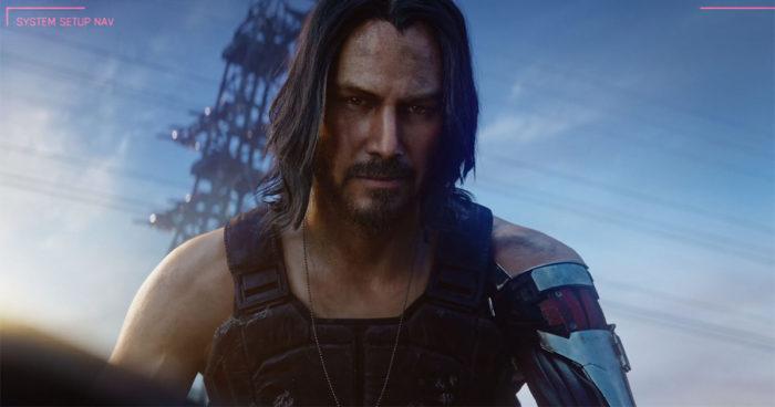 Cyberpunk 2077 arrive en avril 2020 avec Keanu Reeves
