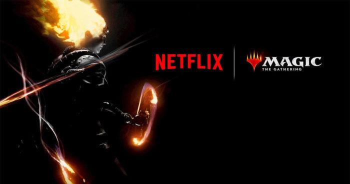Magic The Gathering: Les frères Russo travaille sur une série animée Netflix