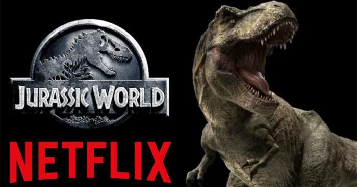 Netflix vient d'annoncer une série animée Jurassic World pour 2020