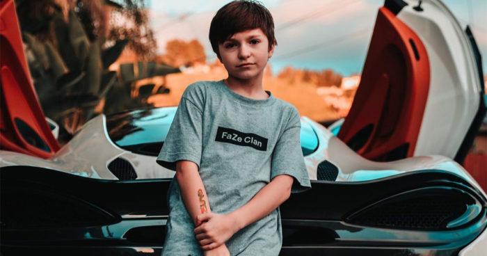 Le jeune prodige FaZe H1ghSky1 perd son compte Twitch car il n'a pas plus de 13 ans