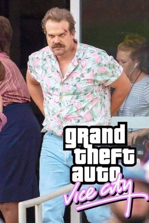 Hopper dans GTA