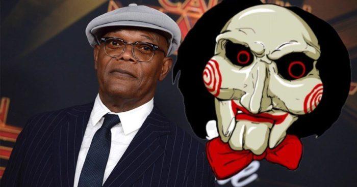 Samuel L. Jackson fera face à Jigsaw dans le reboot du film Saw