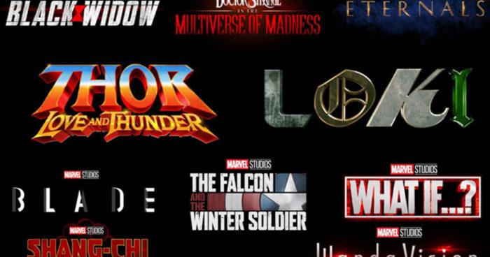 Marvel dévoile plusieurs nouveaux films et séries de la phase 4 du MCU