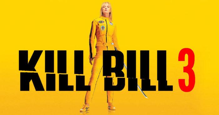 Un troisième film Kill Bill serait toujours d'actualité selon Quentin Tarantino