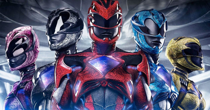 Un nouveau reboot de Power Rangers avec un nouveau casting pourrait bientôt être annoncé